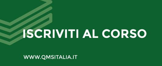 ISCRIZIONE CORSO PER CONSULENTI PER IL RATING DI SOSTENIBILITÀ ESG ED ACTION MANAGER